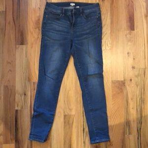 Rockaway wash skinny jean